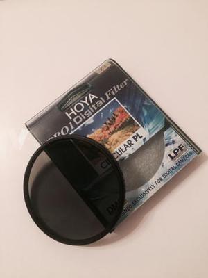 Polarizador circular Hoya 77mm