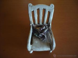 Silla tipo mecedora posot class for Porcelana italiana