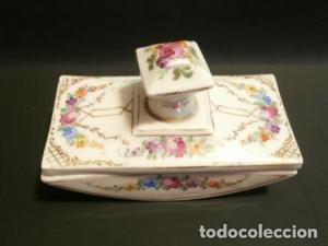 Secante en porcelana DRESDEN