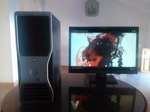 "TORRE DELL HiP + PANTALLA LENOVO HD 23"""