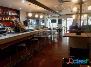 TRASPASO DE BAR CAFETERIA EN BENICASSIM CENTRO PUEBLO
