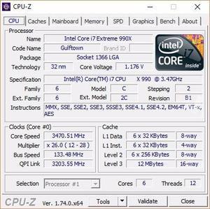 Torre de ordenador profesional iX + SSD PCI-e