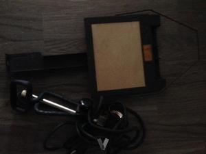 accesorio cámara de fotos antigua