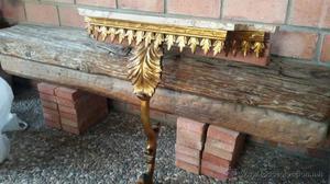 aparador antiguo en madera