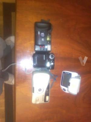 camaras de fotos y tensiometro