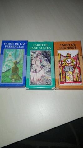 cartas de Tarot