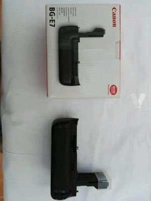 grip original canon 7D BG-E7