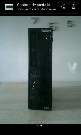 pc ordenador Lenovo core 2 dúo