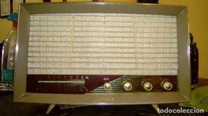 ANTIGUA RADIO DEWALD DE WALD EN EXCELENTE ESTADO DE