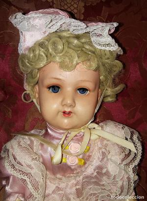 Antigua muñeca alemana Armand Marseille, cabeza de