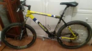 """Bicicleta CONOR WRC 2 DISC Aluminio 26"""""""