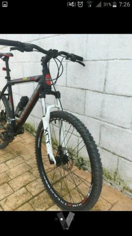 Bicicleta Moma GTT 3.0 con SR SUNTUOR XCT V
