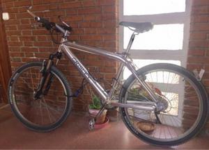 Bicicleta de montaña Grisley aluminio