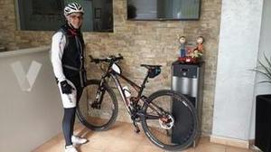 Bicicleta de montaña de 29 marca Ktm