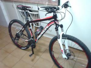 Bicicleta de montaña merida matts tfs 100