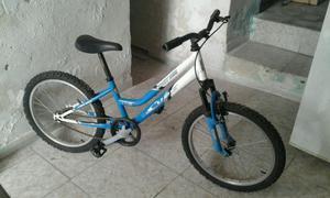 Bicicleta de niña (20 pulgadas)
