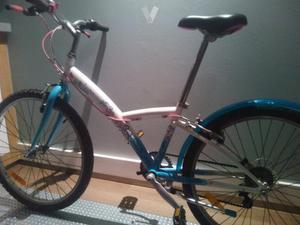 """Bicicleta de niña 24"""""""