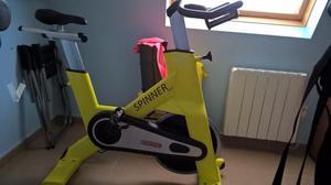 Bicicleta de spinning spinner startrac nxt