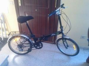 Bicicleta plegable Folding Park modelo F20