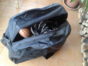 Bicicleta plegable con bolsa de transporte