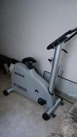 Bicicleta profesional Hipower de bh