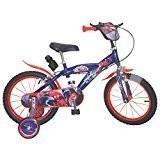 Bicicleta spiderman niño 14 pulgadas nueva
