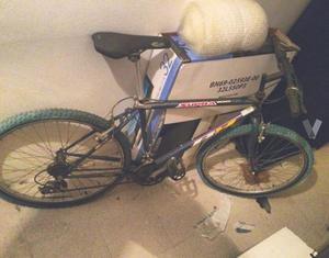 Bicicleta supra 100 DH
