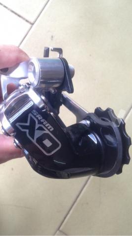 Cambio SRAM X0