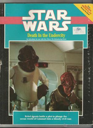 DEATH IN THE UNDERCITY-SUPLEMENTO PARA EL JUEGO DE ROL STAR