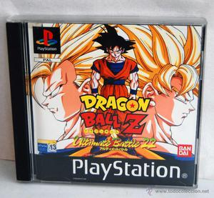 DRAGON BALL Z ULTIMATE BATTLE 22 PARA PLAYSTATION 1