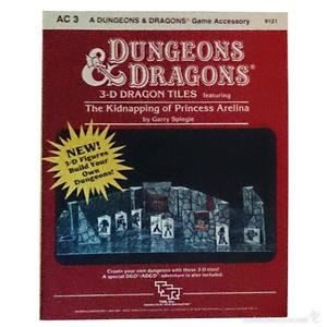 Dungeons & Dragons / Modulo de juego 3D The Kidnapping of