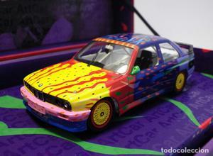 FLY EDICION ESPECIAL ART CAR BY KEN DONE BMW M3 NUEVO EN
