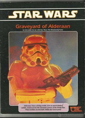 GRAVEYARD ALDERAAN-SUPLEMENTO PARA EL JUEGO DE ROL STAR