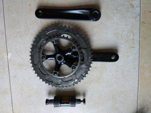 Juego pedalier completo