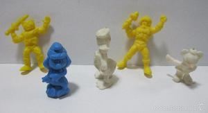 Lote de Figuritas,muñecos.,originales,buen estado,es el