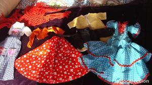 Lote de Vestidos para Nancy o muñecas similares lote 2