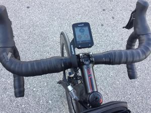 Manillar y potencia Ciclismo