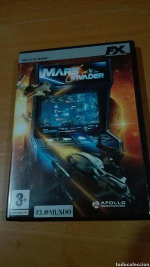 Mars invader pc