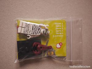 Minifigure de momia de la serie 3 de lego minifigures.