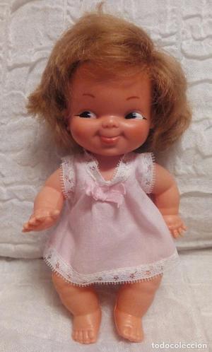 Muñeca Gemelina de FAMOSA de los 70.