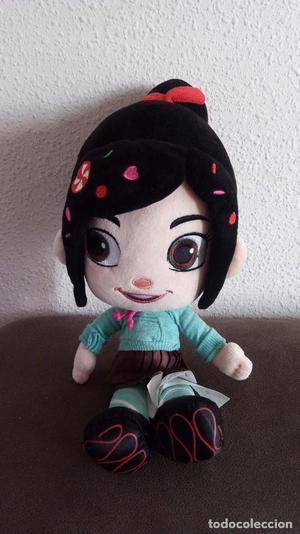 Muñeco Muñeca de peluche de Vanellope, de Rompe Ralph. De