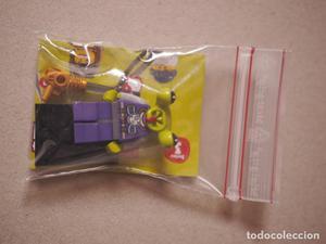 Se vende minifigure de alienígena de la serie 3 de lego