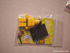 Se vende minifigure de luchador de sumo de la serie 3 de