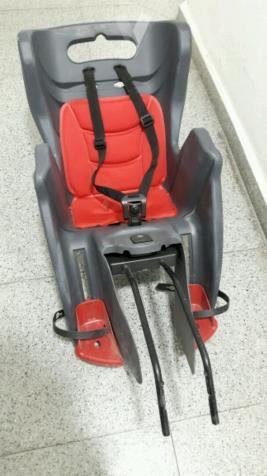 Silla de bicicleta para niño