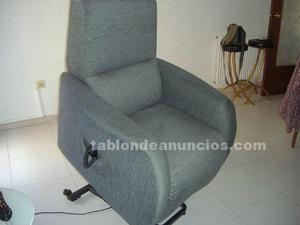 Sillón relax reclinable levantapersonas