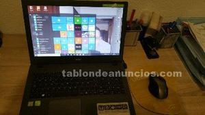 Vendo portatil acer aspire iu 2.3