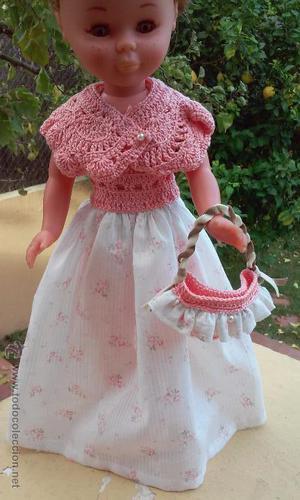 Vestido para Nancy de Verbena