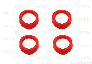 YRTS Playmobil  Lote 4 Cuellos Rojos Soldados Franceses