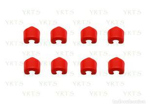 YRTS Playmobil  Lote 8 Puños Rojos Soldados Franceses