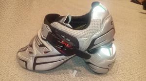 Zapatillas ciclismo nuevas a estrenar. T 38